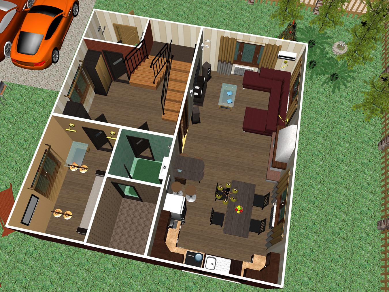 Проектирование дома своими руками: как сделать проект дома самому 83