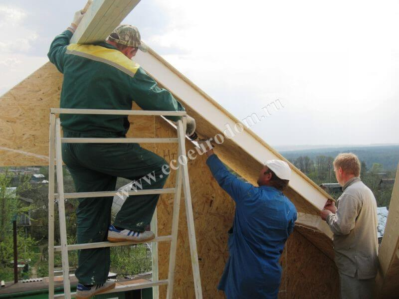 Ремонт как крыши начать